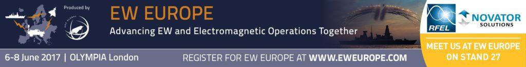 Novator Solutions at Electronic Warfare Europe 2017