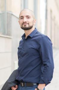 Arash Zeinali, System Developer, Control, Automate and Test