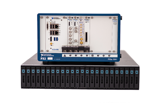 Munin 1005 Wideband IF Recorder Hardware
